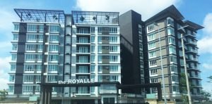 The Royalle Apartment, Kuching